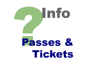 Pass and Tickets Info
