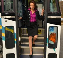 De-Boarding the Bus
