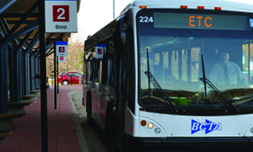 Real Time Bus Tracking System